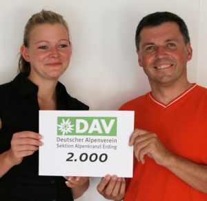 Katharina Zaloudek und Hans Sterr